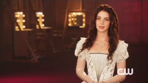 Reign - Adelaide Kane Interview