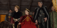 Slaughter Of Innocence 23 - Queen Catherine n King Henry n Mary Stuart