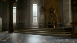 Kingdom of France - Throne Room