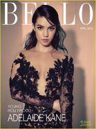 Adelaide Kane - Bello Magazine