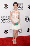 Adelaide Kane - People's Choice Award V