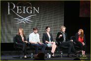 Reign Cast - July 30