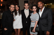 Adelaide Kane - 2015 Upfront After Party 5