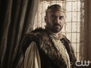 Reign Character - King henry II