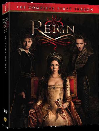 DVD Release Season One
