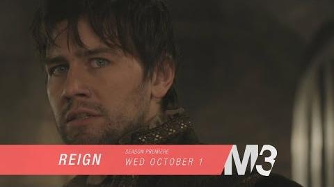M3 Reign Season 2 Premieres October 1