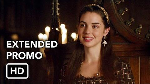 """Reign 4x04 Extended Promo """"Playing with Fire"""" (HD) Season 4 Episode 4 Extended Promo"""