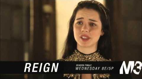 "Reign 1x22 Canadian Promo HD) ""Slaughter of Innocence"" (SEASON FINALE)"