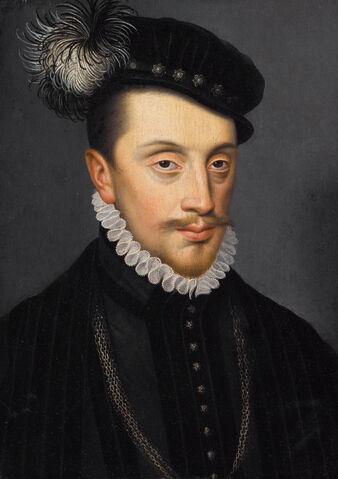 File:Charles III, Duke of Lorraine, by studio of François Clouet.jpg