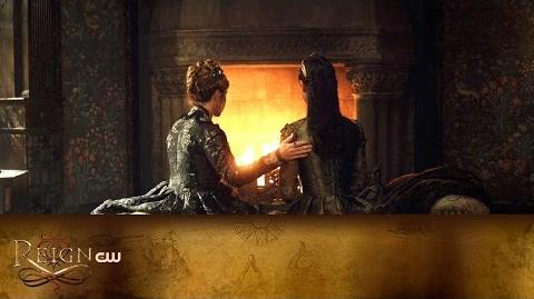 Reign Pulling Strings Scene The CW
