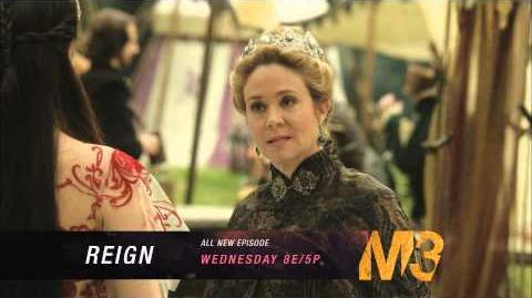 "M3 Reign - ""Coronation"" Sneak Peek - Ep 2x03"