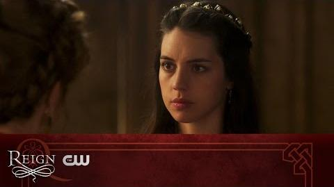 Reign The Hound and the Hare Trailer The CW