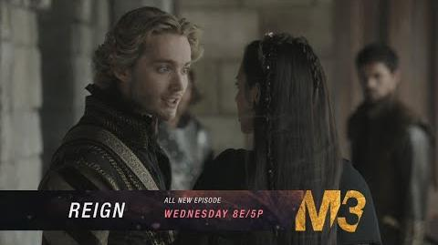 "M3 Reign - ""Drawn And Quartered"" - Ep 2x02"