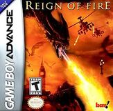 Reign of Fire (Nintendo Game Boy Advance, 2002)