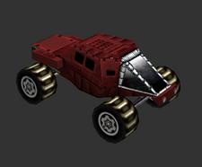 Civilian Ratfink Red