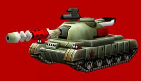 China Battlemaster Tank Nuke