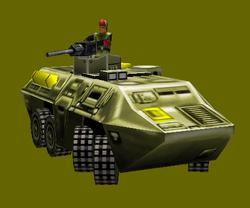 Civilian Protector Crawler