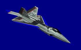 USA F-22B King Raptor