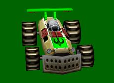 GLRF Speeder Interceptor Terror