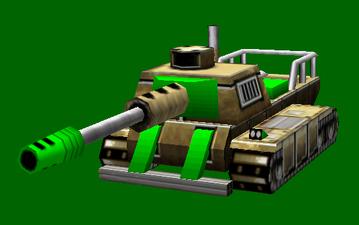 GLA Marauder Tank 2