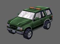 Civilian Military SUV
