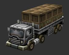 Civilian Convoy Truck 2