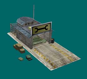 Civilian Repair Station