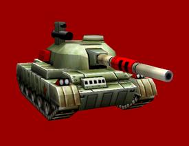 China Battlemaster Tank