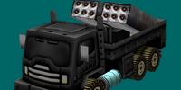 Iron Storm MLRS