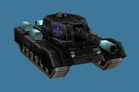 Company Rhino Battle Tank