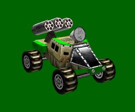 GLA Rocket Buggy