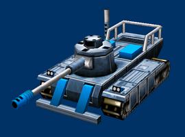 Militia Marauder Tank