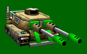 GLA Marauder Tank 3