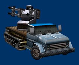 Militia Swatter AA Platform
