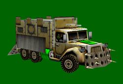 GLRF POW Truck Armoured
