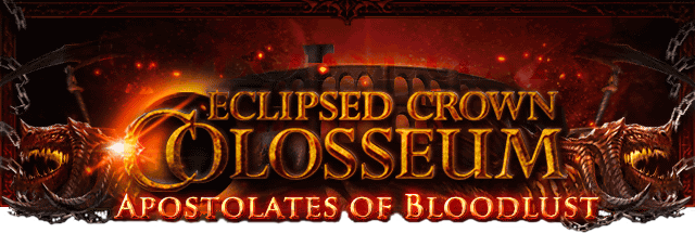 Apostolates of Bloodlust page