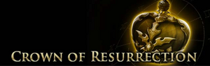 Crown of Resurrection Page Banner