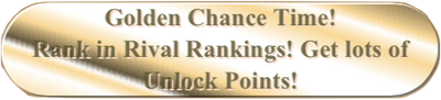 Golden Chance Time Banner