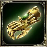 Emerald Gauntlets