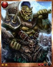 Orc leader 1plus