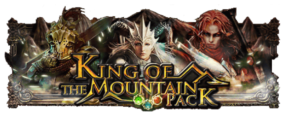 King of the Mountain Pack banner