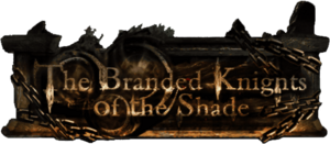 The Branded Knights of the Shade preview banner