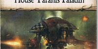 House Taranis Paladin