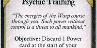 Psychic Training