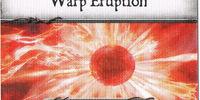 Warp Eruption
