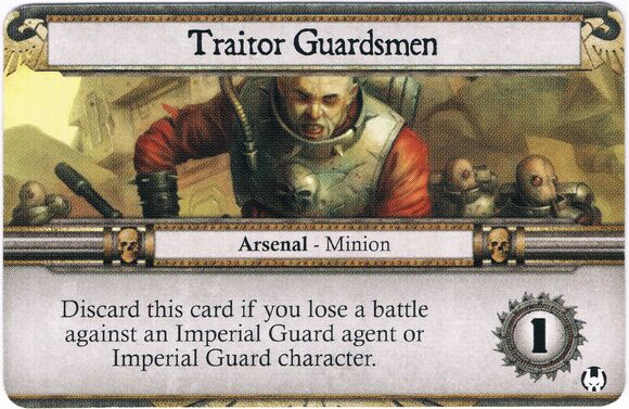 Traitor Guardsmen (1)