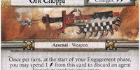 Ork Choppa