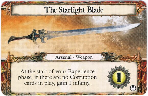 The Starlight Blade