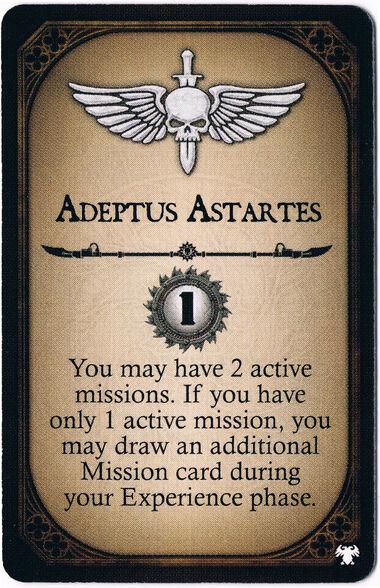 Adeptus Astartes Champion