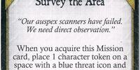 Survey the Area